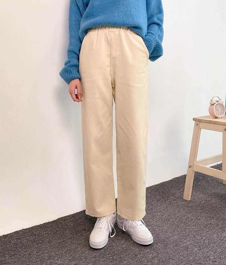 Day corduroy trousers パンツ