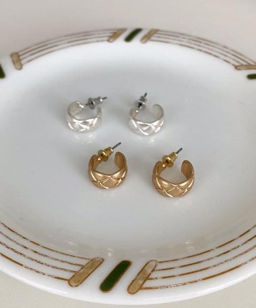 bider earring ピアス / イヤリング