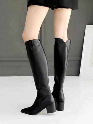 Rotez Western Long Boots 6cm 靴子