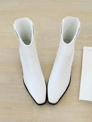 Rumelan Western Middle Boots 5cm 靴子