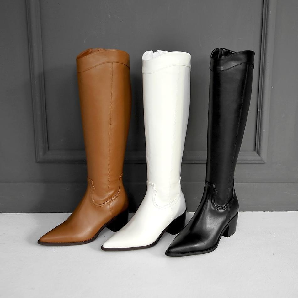 Kiets Western Long Boots 6cm 靴子