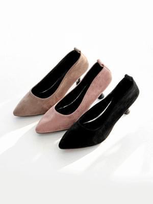 ESF Middle Heel Pumps 6cm 跟鞋