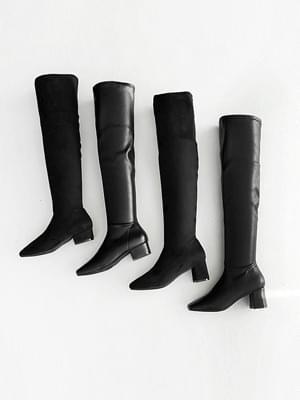 Teeed Socks Long Boots 3,6cm 靴子