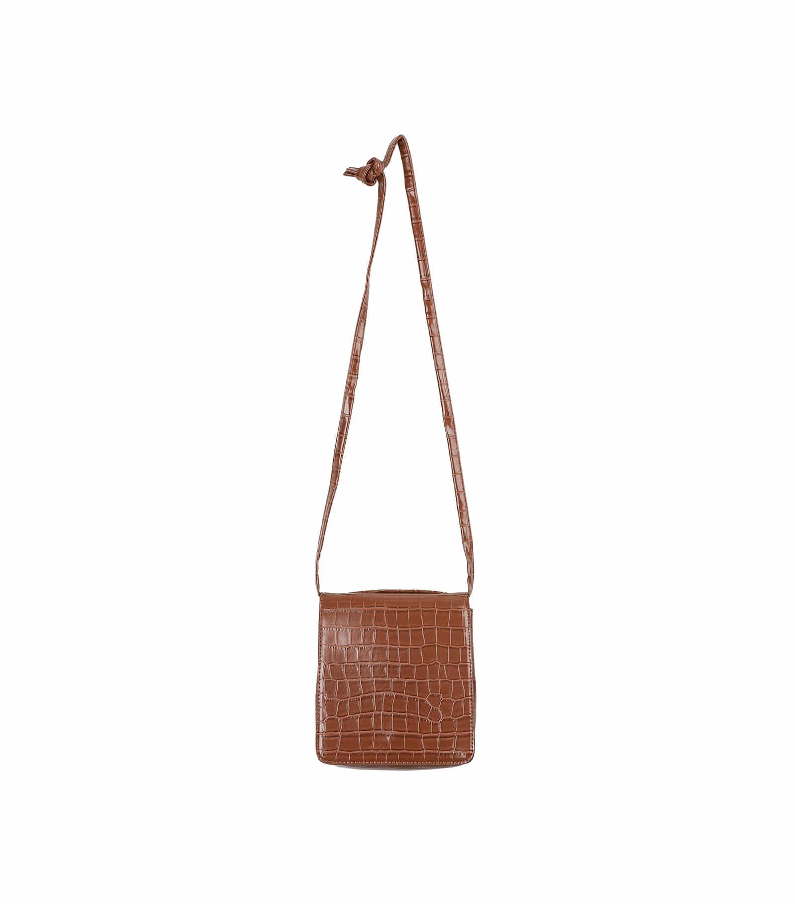 Ms. animal pattern square shoulder bag