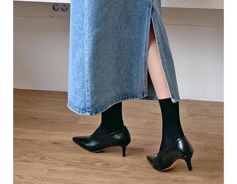 Vivid color golgi socks_H