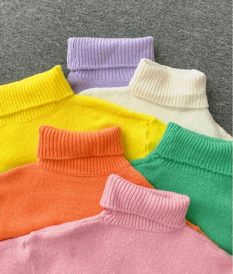 Pudding polar knit 針織衫