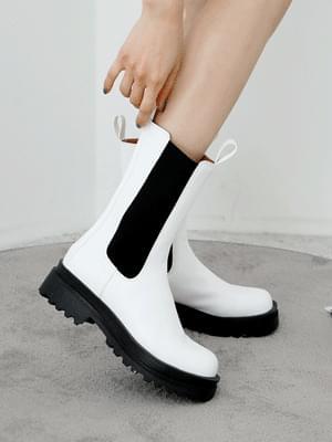 Essit Chelsea Middle Boots 5cm 靴子