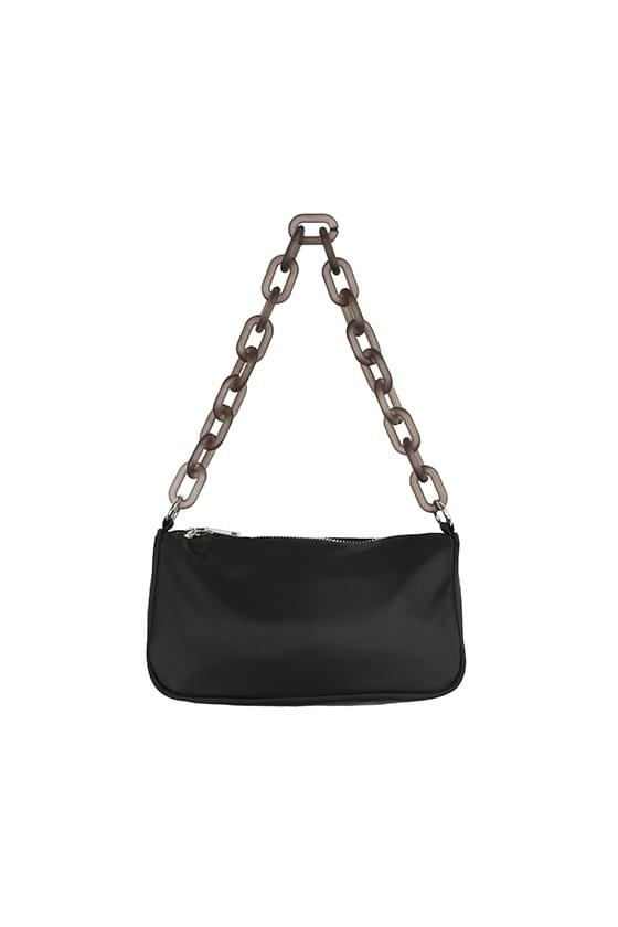 Bright chain two-way shoulder bag 肩背包