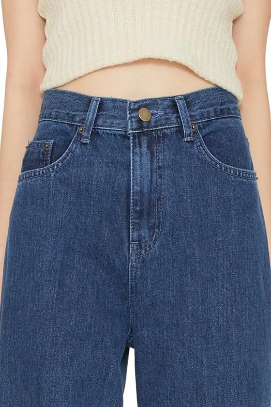 Curly straight jeans 牛仔褲