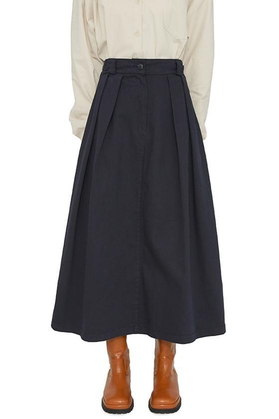Vide Vijo flared maxi skirt