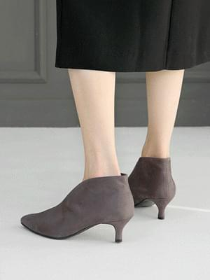Sechik ankle boots 5cm 靴子