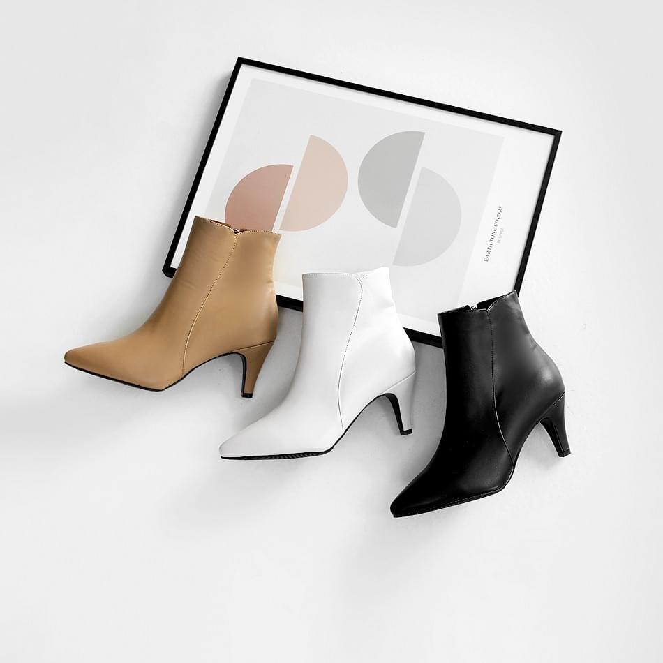 D'Etsu ankle boots 7cm 靴子