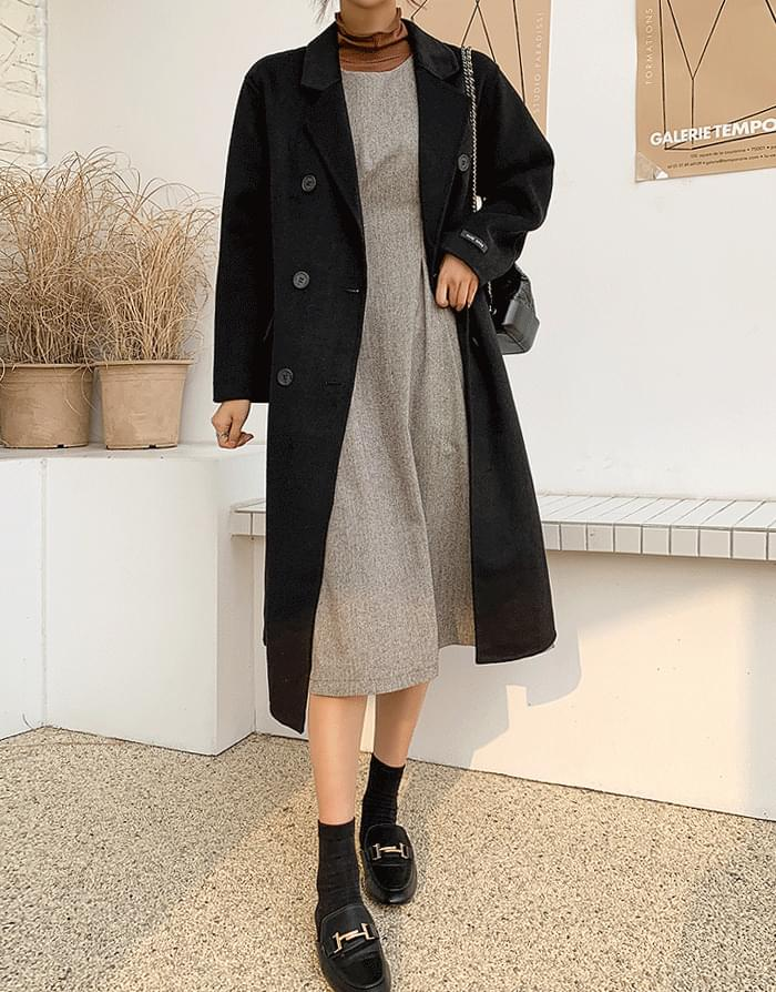 Double Handmade Coat 大衣外套