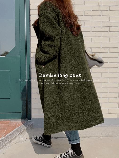 Rush Dumble Long Coat