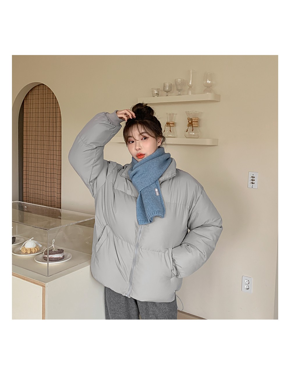 Momo Wool Scarf