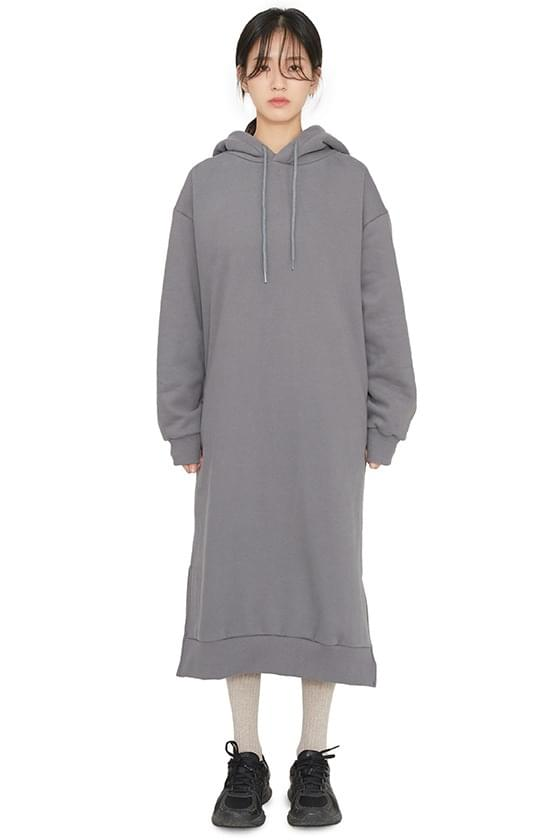 Bedy hoodie midi dress 洋裝