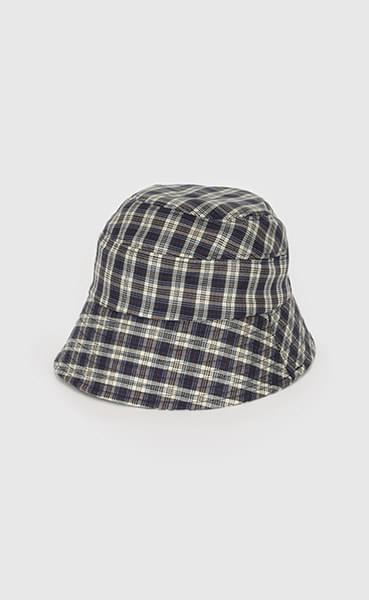 Gale check bucket hat 帽子