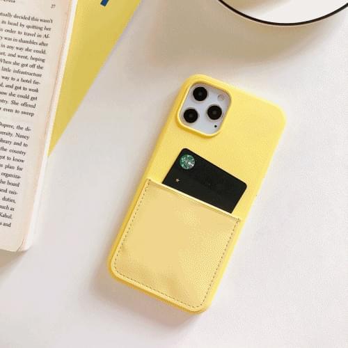Card pocket case