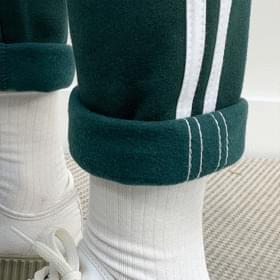 Eho double line brushed training pants 長褲