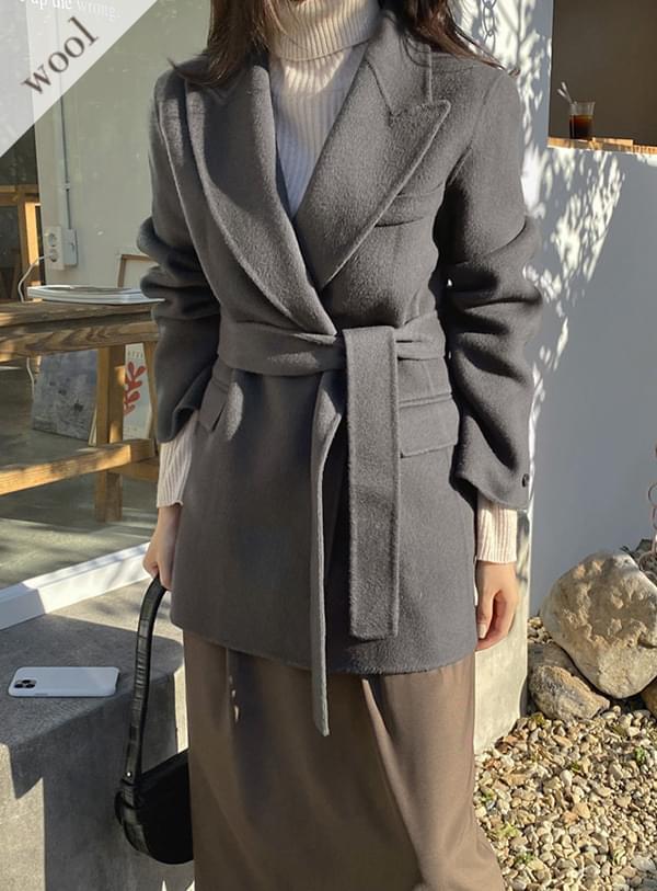 Beronhalf handmade coat 大衣外套