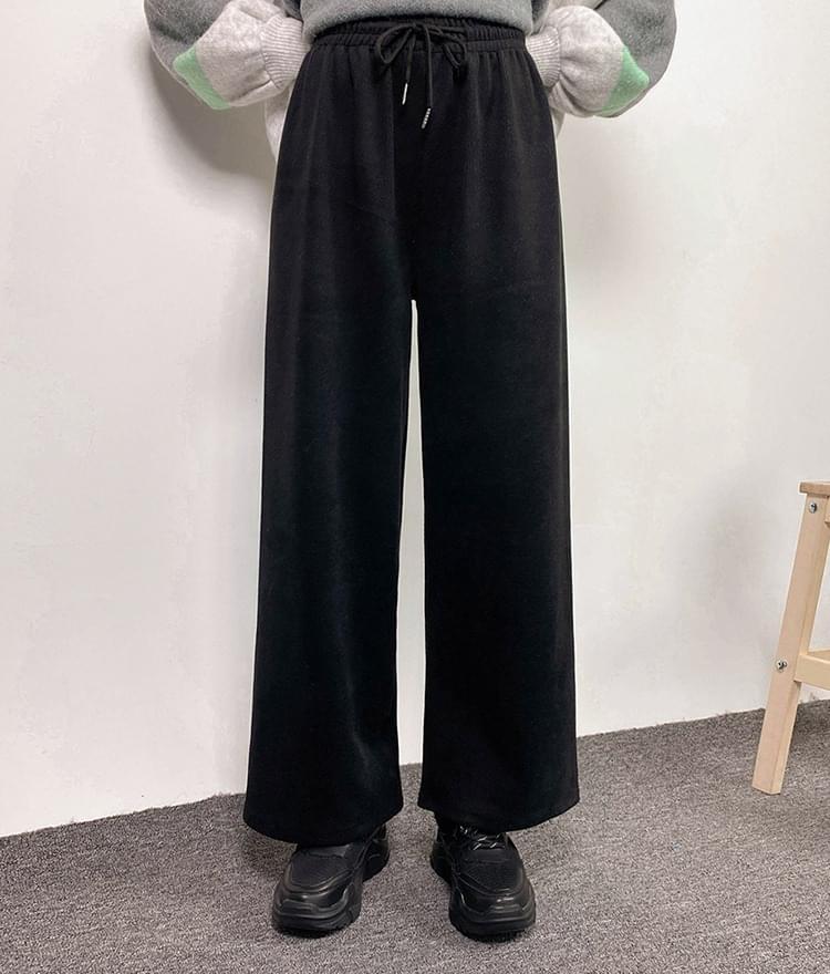8858 warm slacks 長褲