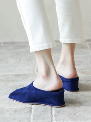 Odez Wedge Blocker 5cm 樂福鞋