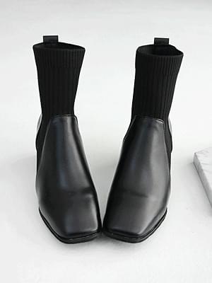 Tria socks ankle boots 5cm 靴子