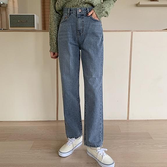 Stainless Boy Fit PT 牛仔褲