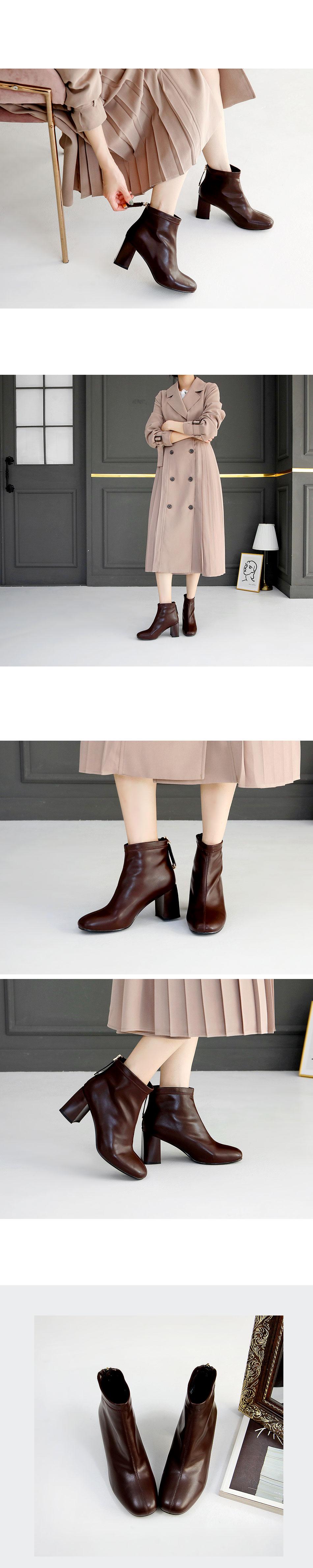 Morise Ankle Boots 7cm