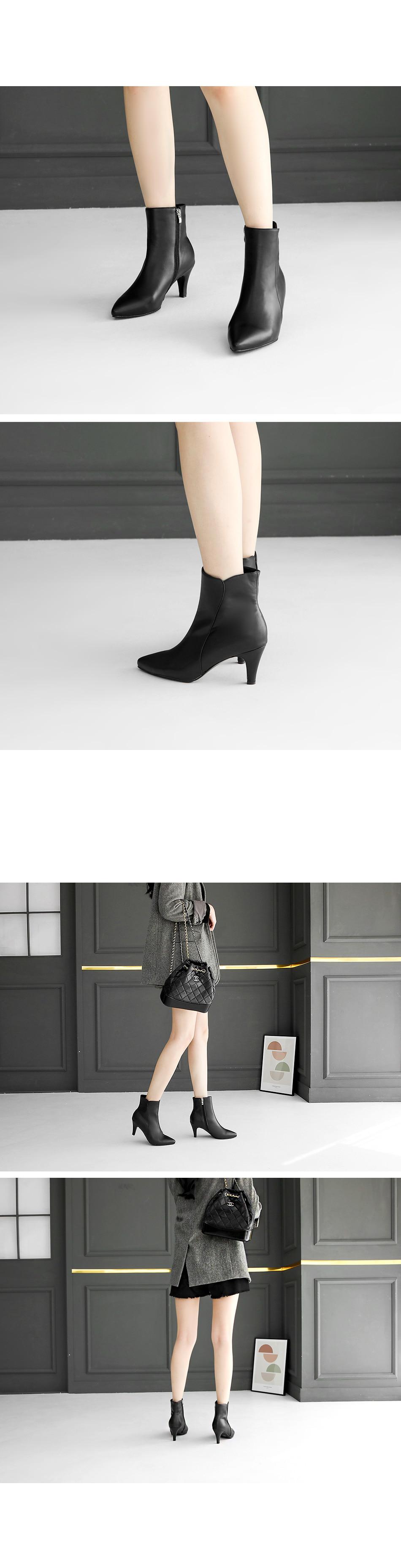 D'Etsu ankle boots 7cm