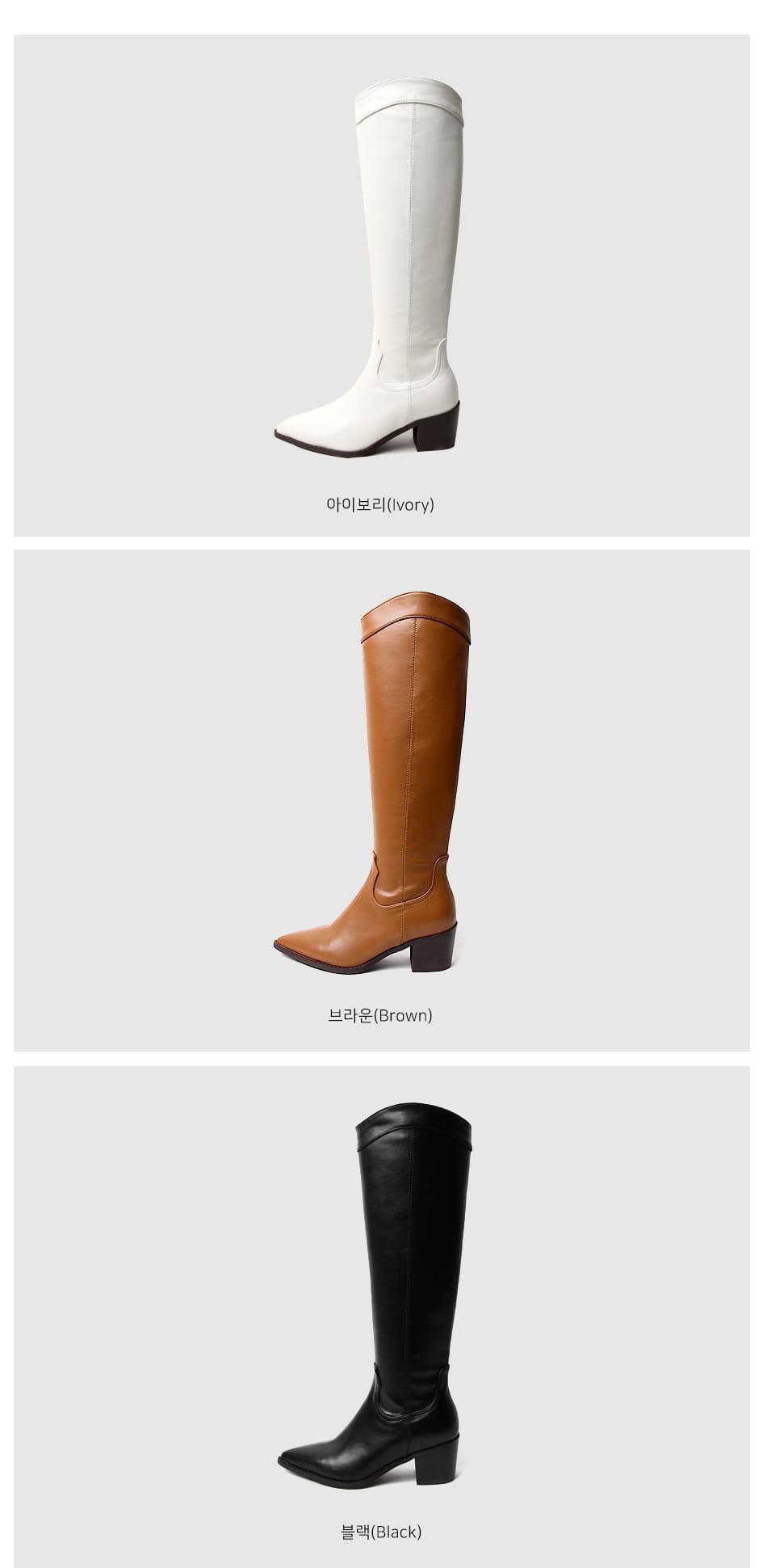 Kiets Western Long Boots 6cm