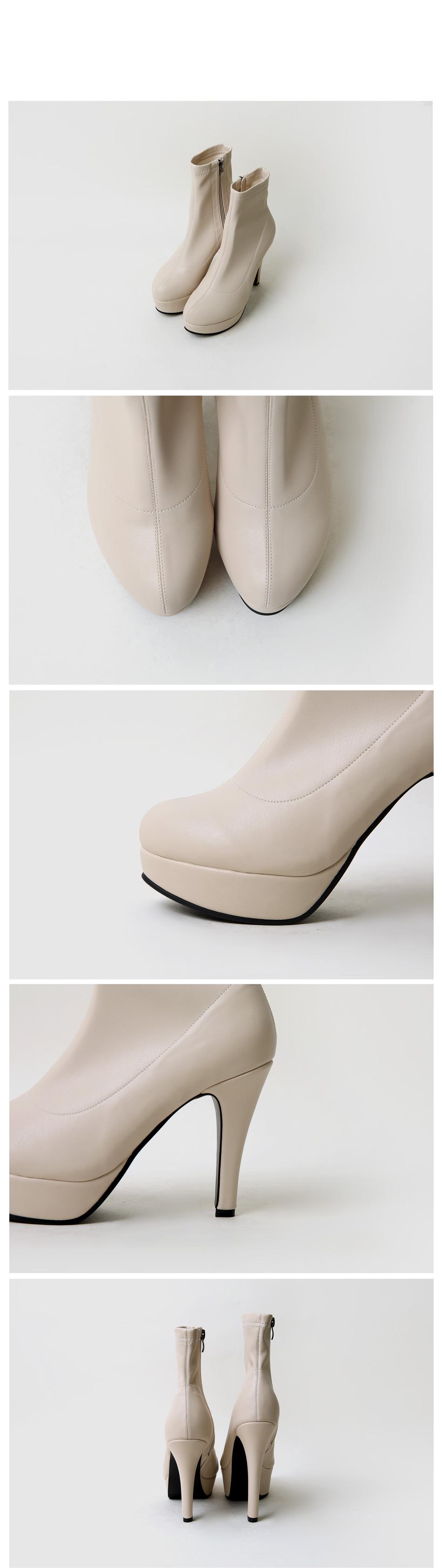 Kepis heirloom socks ankle boots 11,13cm