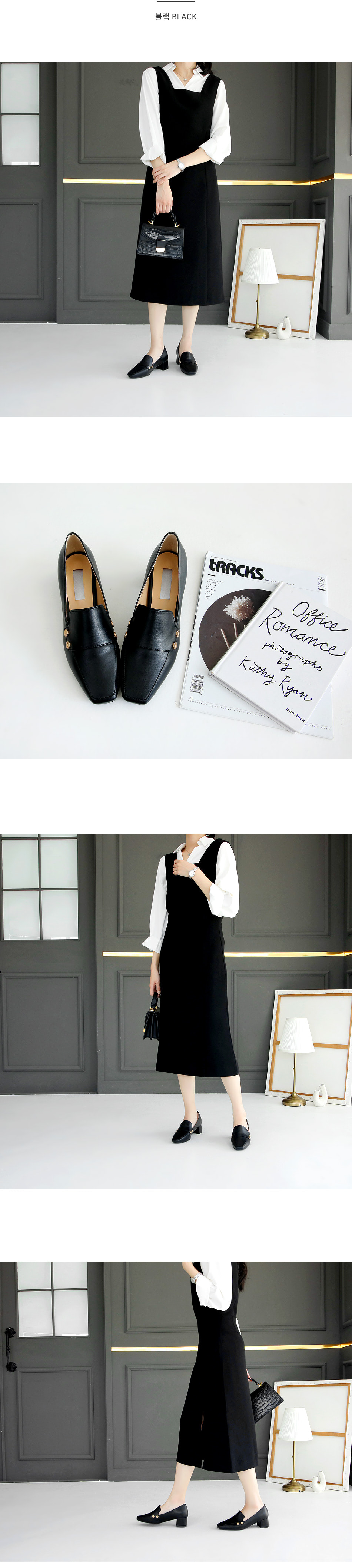 Ivez loafers 4cm