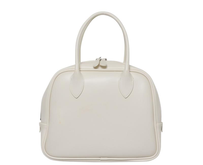 Low square tote bag