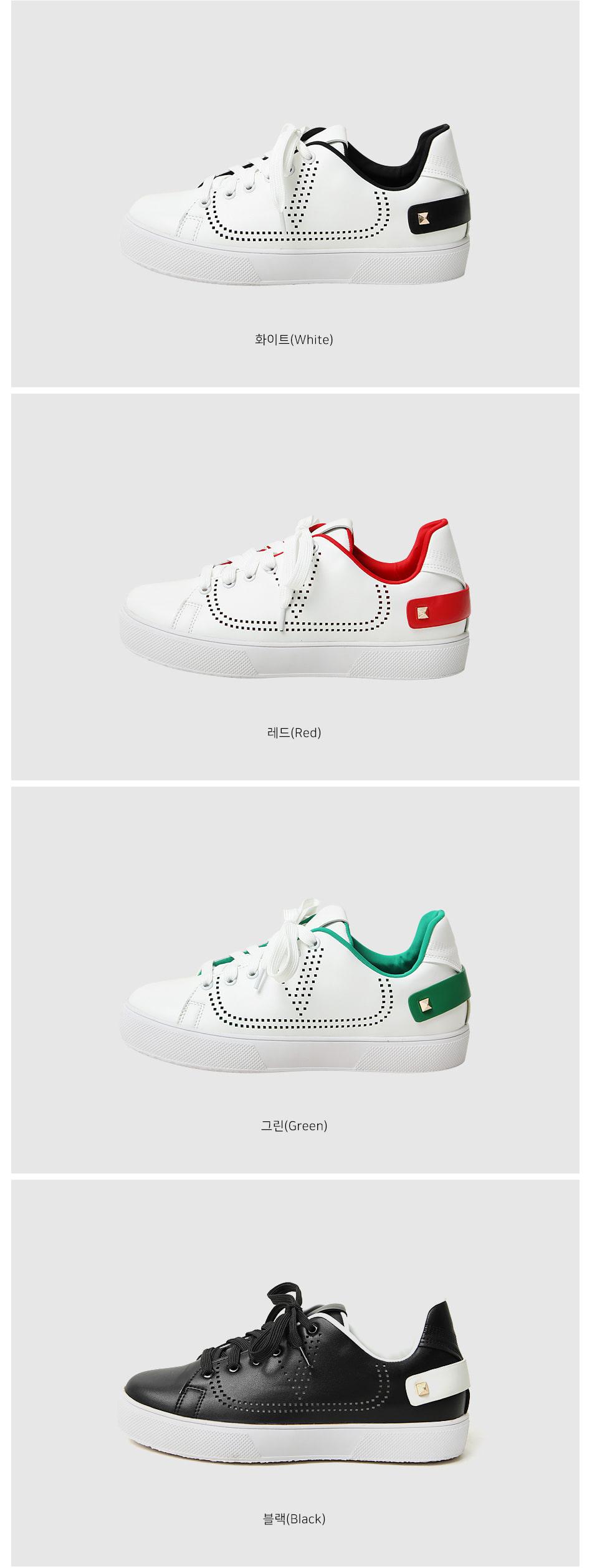Lenov sneakers 3cm