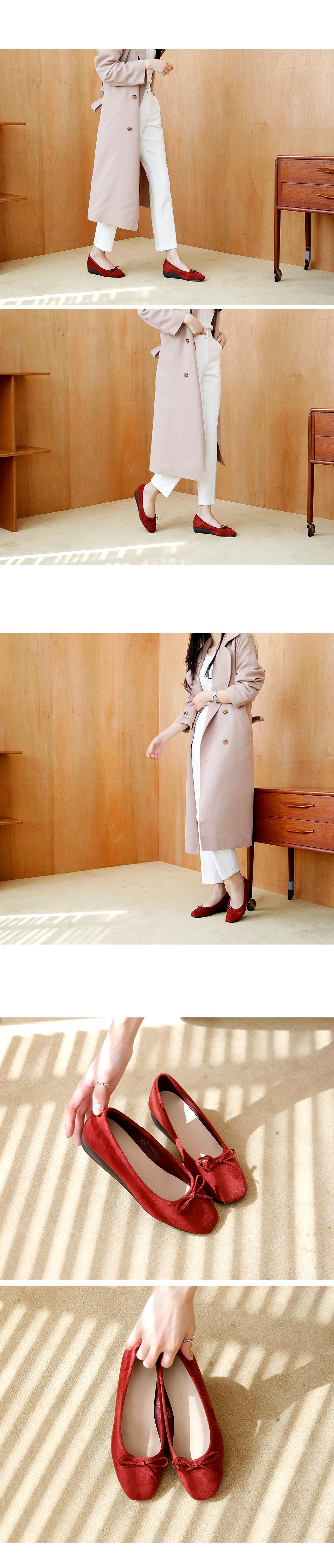 Ashden wedge flat shoes 3cm