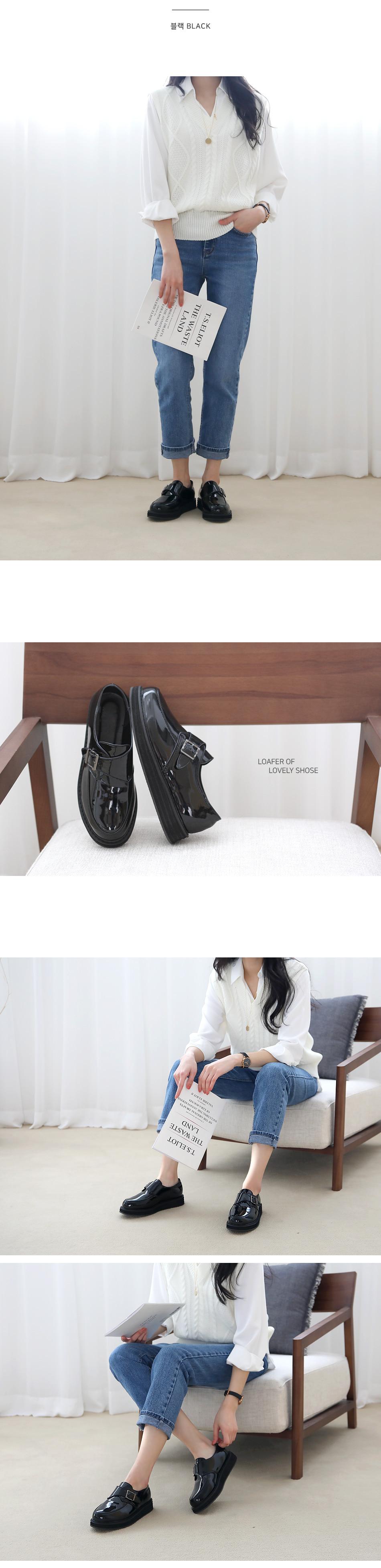 Dibeta Loafers 3cm