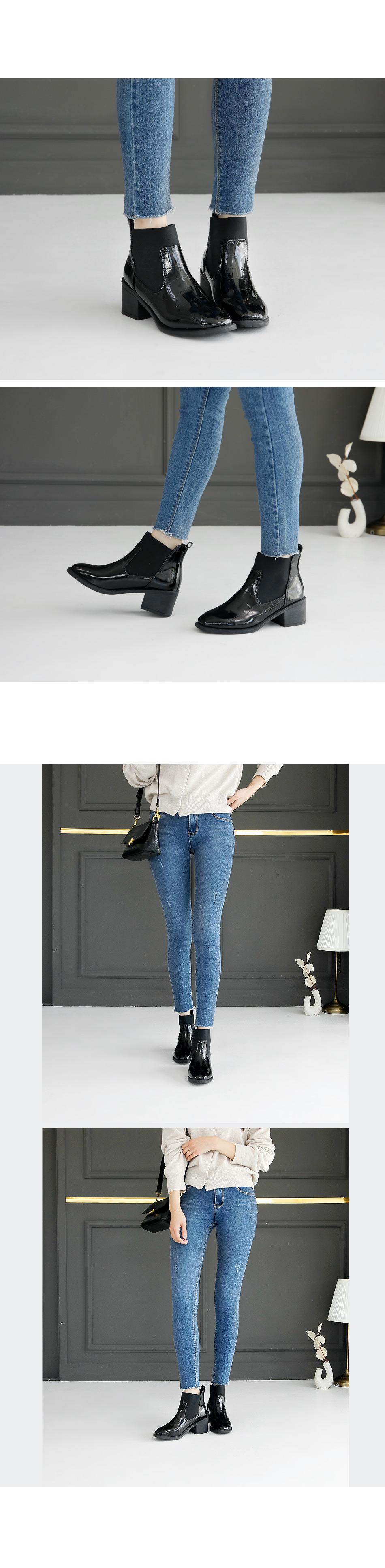 Lepets Chelsea Boots 6cm
