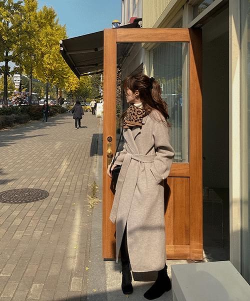 Ethrobe Handmade Coat-Wool 90