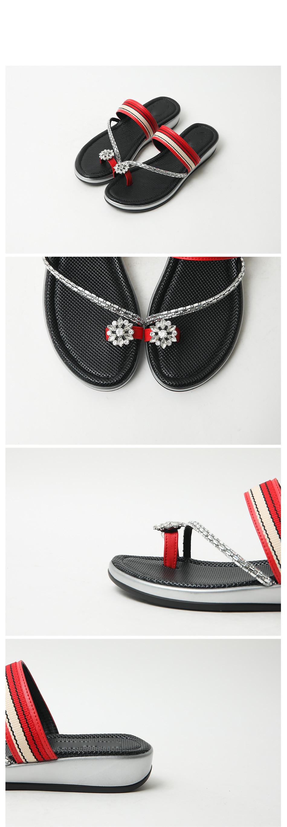 Sun Beach Slippers 3cm