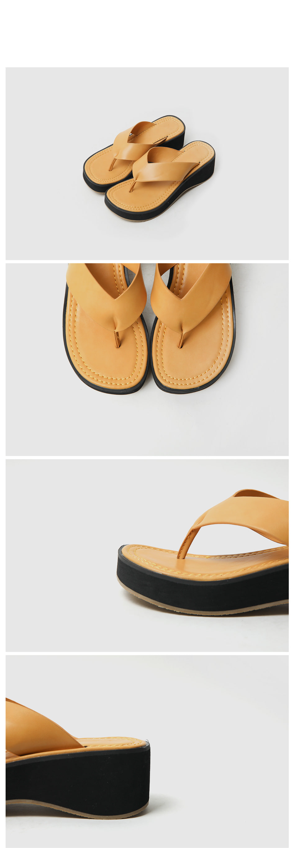 Tael Slippers 5cm