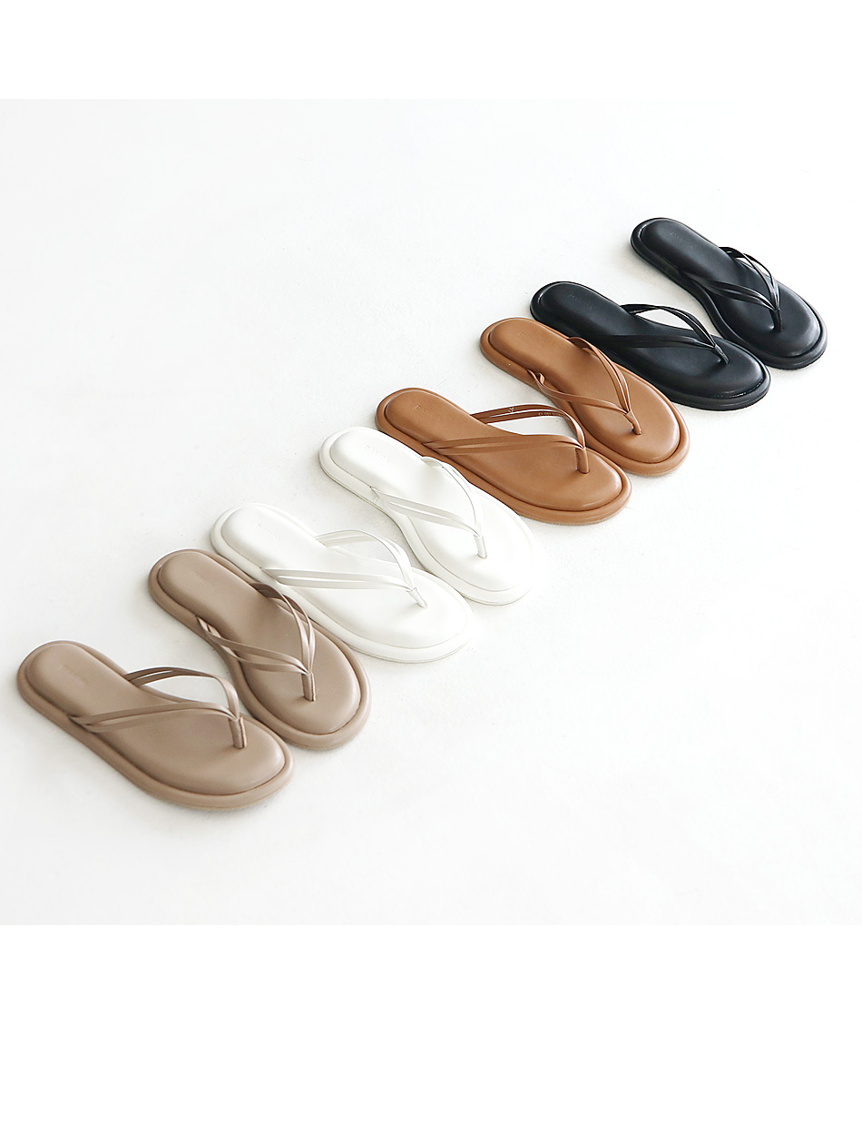Rielti Slippers 1cm