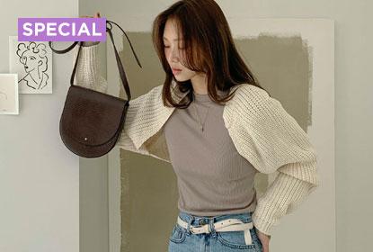 韓國流行直擊🔎 超短版上衣怎麼穿?