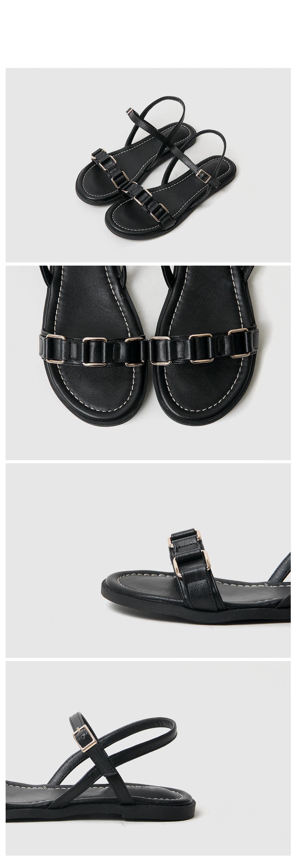Raets slingback sandals 1 cm