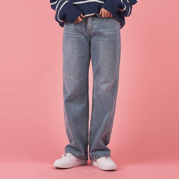 Old vintage denim trousers 牛仔褲