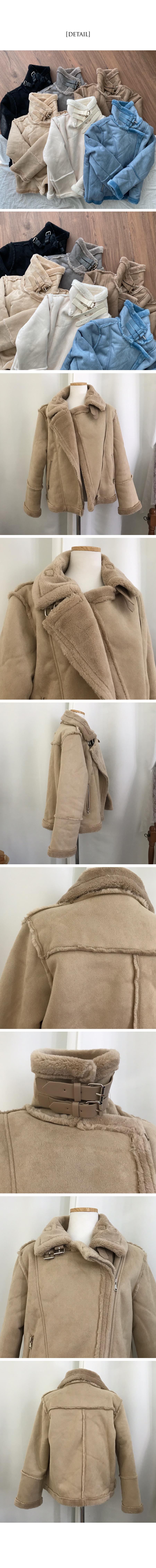Mush Daily Shearling Jacket
