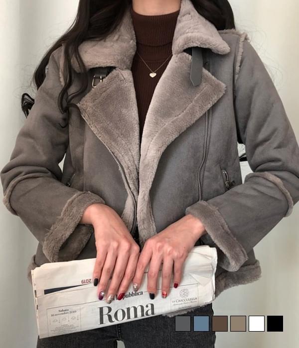 Mush Daily Shearling Jacket 夾克外套