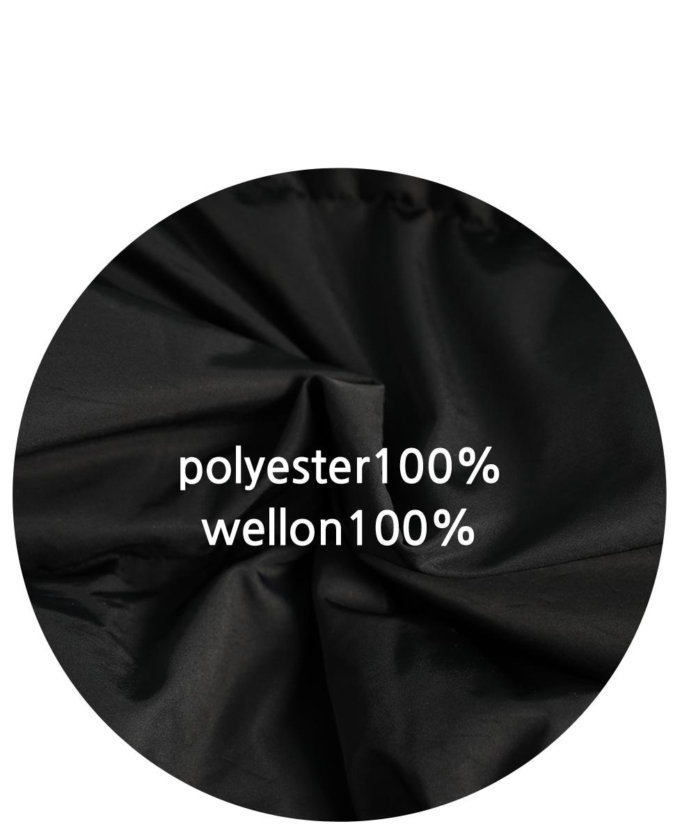 네드웰론후드패딩(웰론100%/3color)