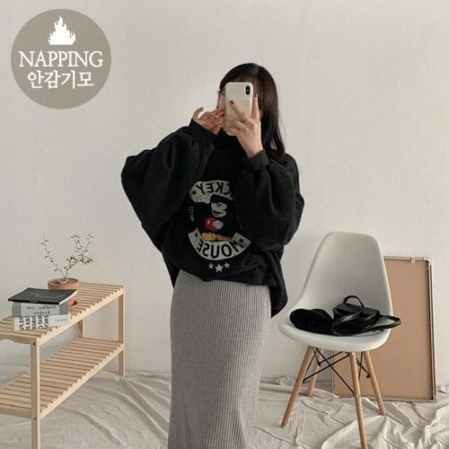 Happy Rouge Miki Fleece-lined Sweatshirt