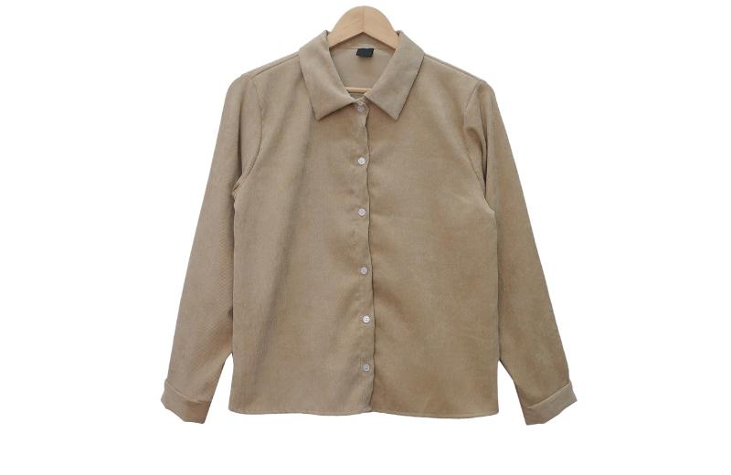 Ste basic golden shirt